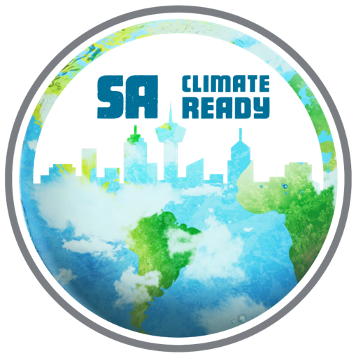 The SA Climate Ready Logo