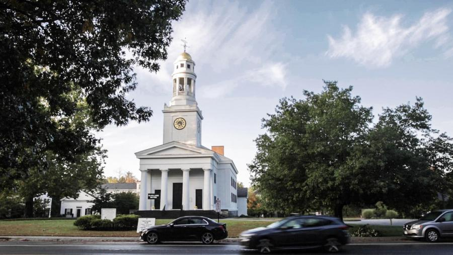 church building in Concord