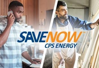 Logo for CPS Energy Save Now Program